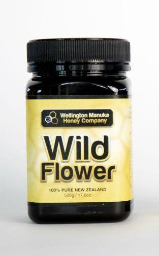 Wildflower Honey 500g *clearance