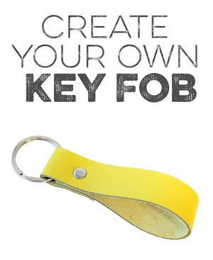 Customize a Key Fob