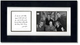 Mom Strong 4x6 Double Picture Frame