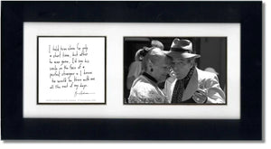 Perfect Stranger (masculine) 4x6 Photo Frame
