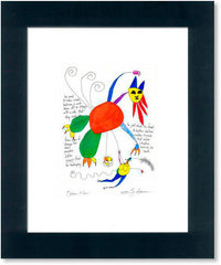 balloon man StoryPeople print by Brian Andreas
