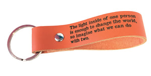 Light Within Key Fob