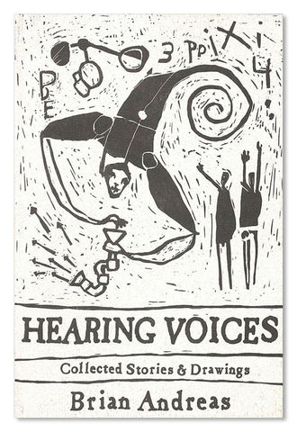 Hearing Voices Book - original cover