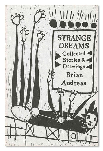 Strange Dreams Book - original cover