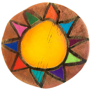 Custom Sun Circle - Copper