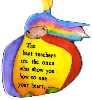 2020 Teach Love Ornament