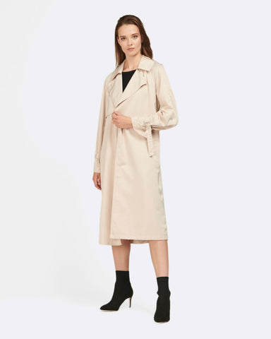 FAIRGROUNDS TRENCH COAT