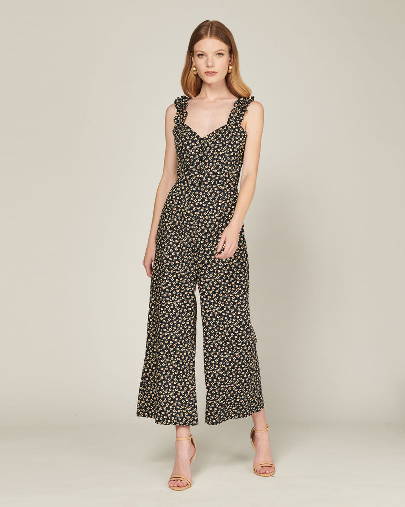 DIVIDED SKY JUMPSUIT