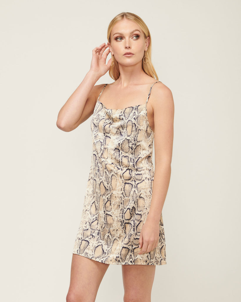 POWER PLAY MINI DRESS