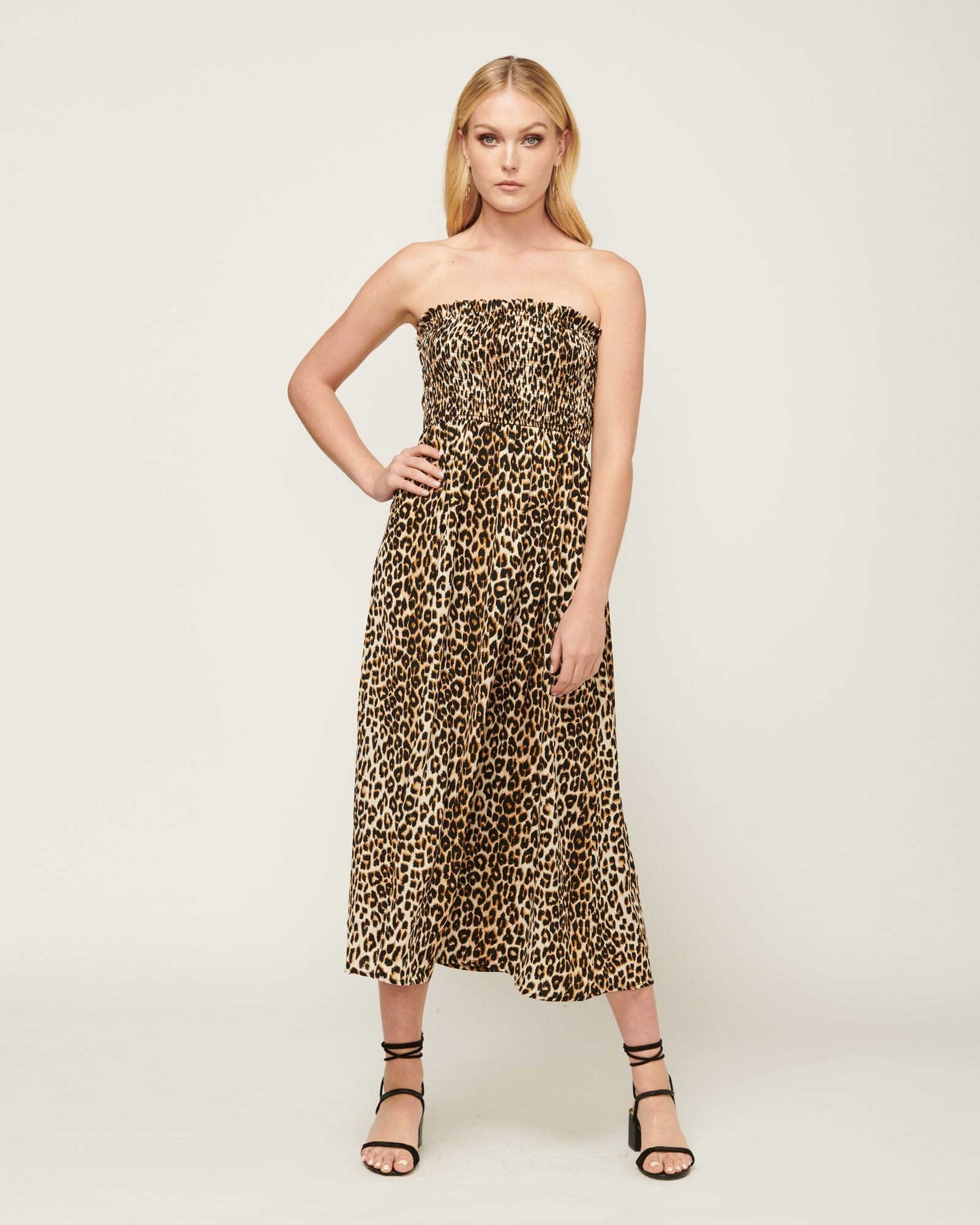 ALEJANDRO MIDI DRESS