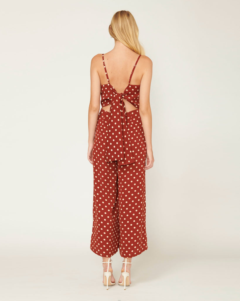 WEEKEND SPRITZ JUMPSUIT