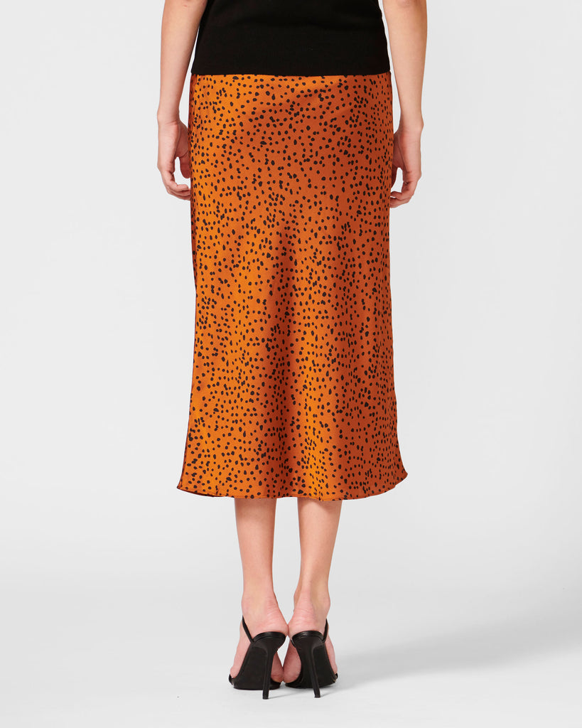 COSTELLO MIDI SKIRT