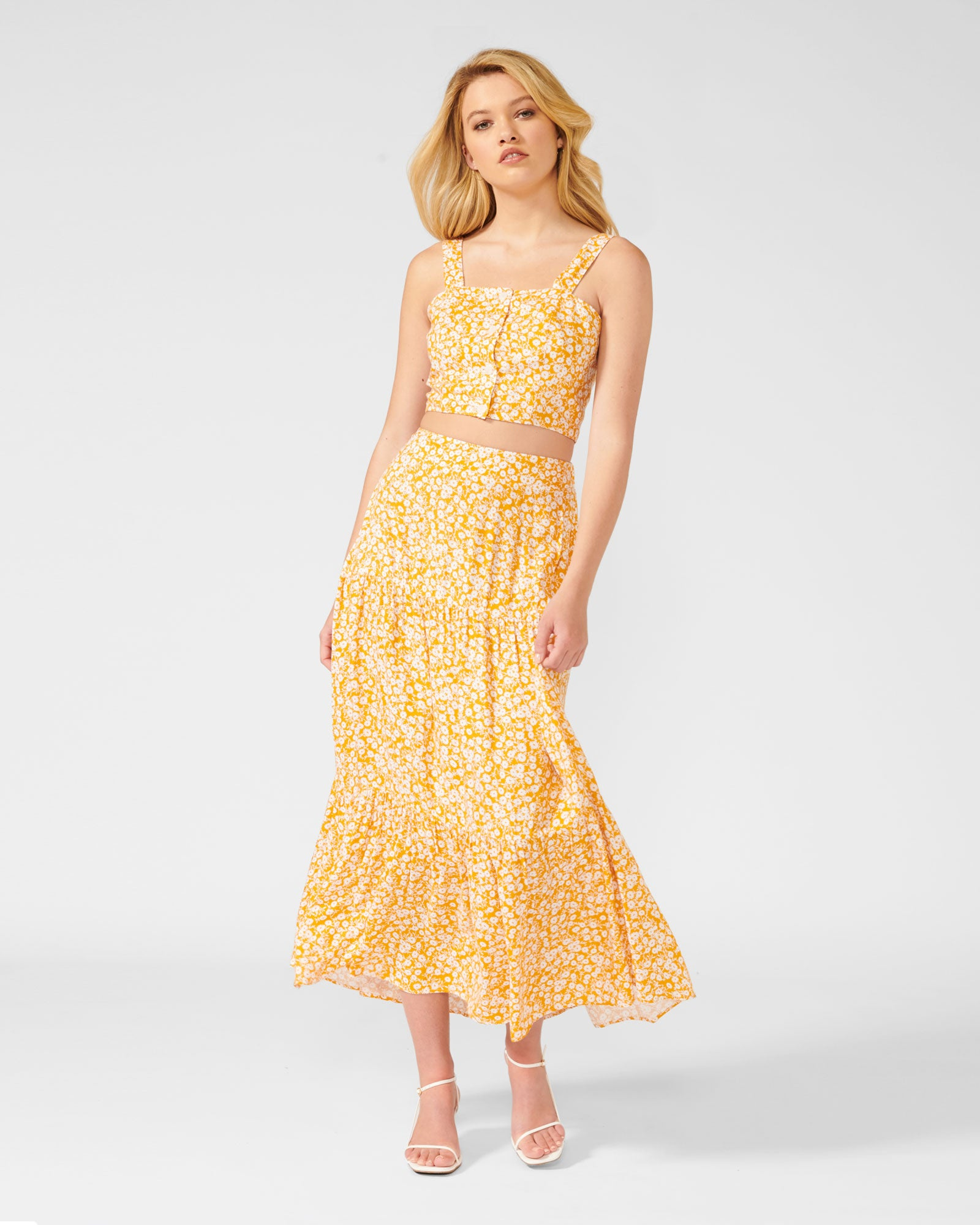 SUNSHINE IN THE RAIN SKIRT