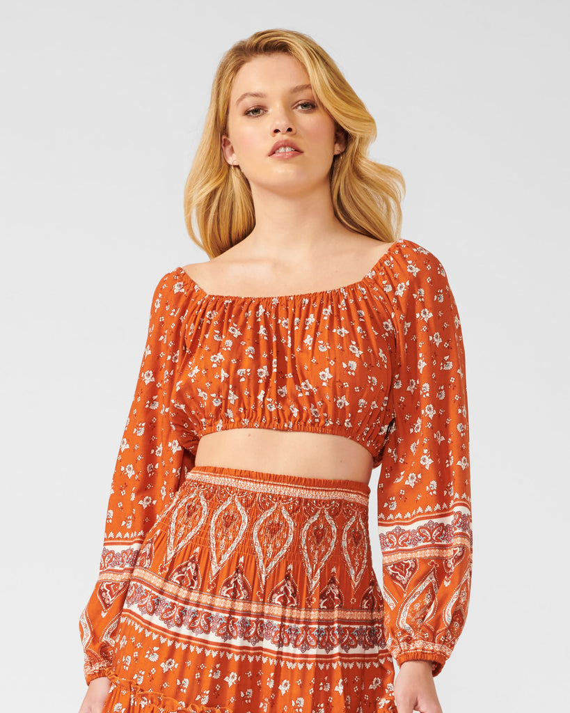 DESERT DANCING TOP