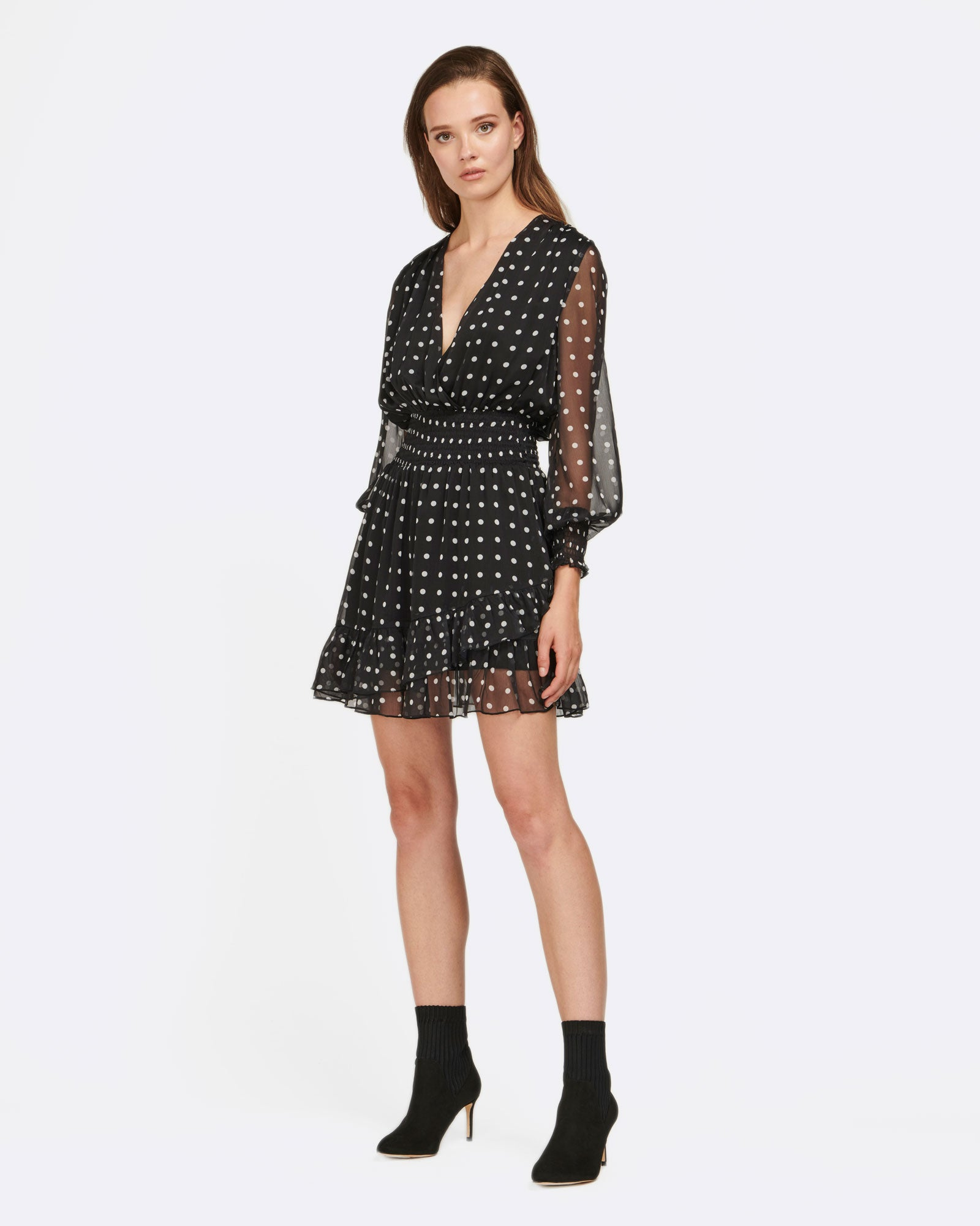 THE ONE DOT DRESS