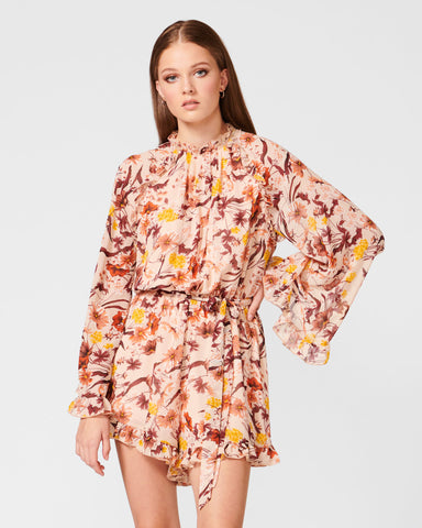 GATES TO THE GARDEN PLAYSUIT