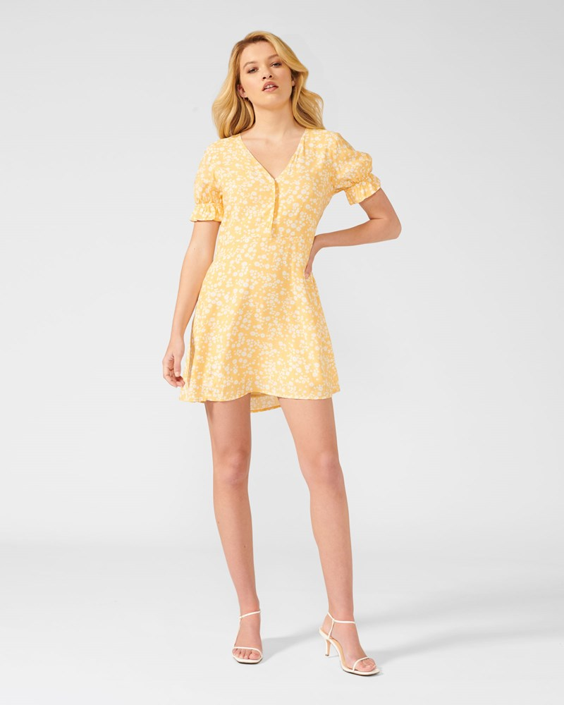 GOLDEN DREAMS DRESS