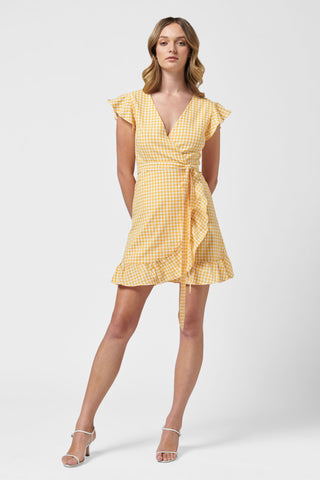 LEMONADE STAND DRESS