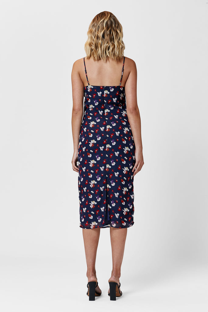 ROSABEL MIDI DRESS