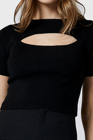 BLACK WIDOW TOP