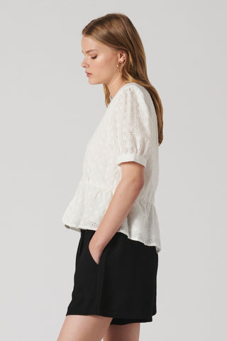 ARBORY LACE TOP