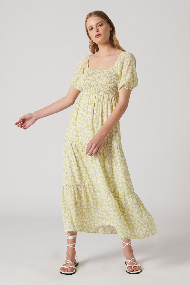 TROPICOLA MAXI DRESS