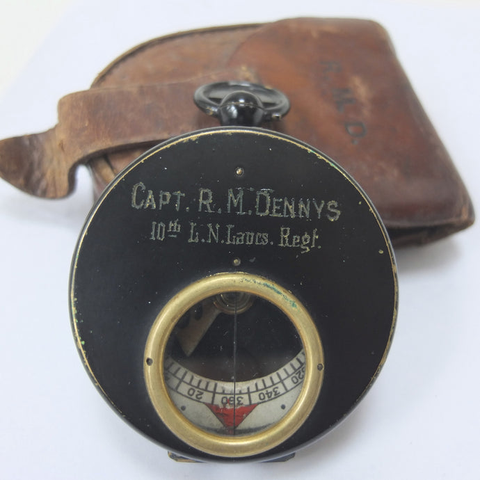 A War Poet's Compass