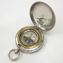 WW1 J. H. Steward Mk VI Military Compass | Compass Library