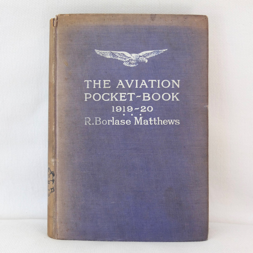 The Aviation Pocket Book (1919) | Compass Library