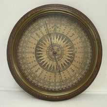 George Adams of Fleet Street, Antique Georgian Compass 1740