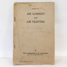 Air Gunnery and Air Fighting (1943)