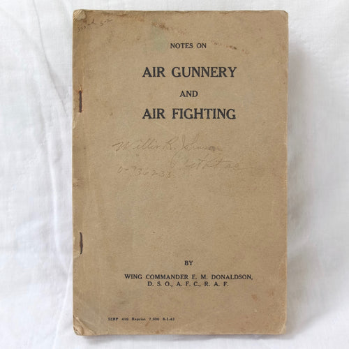 Air Gunnery and Air Fighting (1943) | Wing-Cdr. E. M. Donaldson
