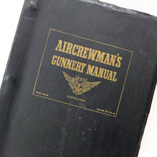 WW2 Aircrew Gunnery Manual (1944)