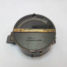 J. Hicks, Military Prismatic Compass & Clinometer (1895)