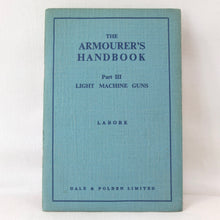 WW2 Armourer's Machine Gun Handbook | Compass library