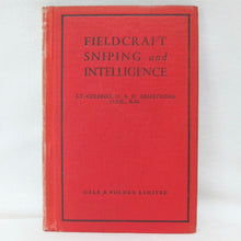 WW2 Fieldcraft, Sniping and Intelligence (1942)