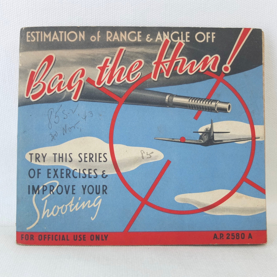 Bag the Hun | Air Ministry Manual (1943)