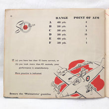 Bag the Hun! (1943) | RAF Gunnery Manual