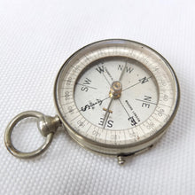 Francis Barker Indian Army Compass (1906)