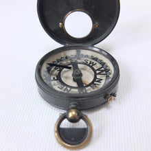 Francis Barker Skeleton Dial Compass c.1860