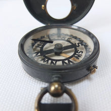 Francis Barker 'Skeleton' Dial Compass c.1860