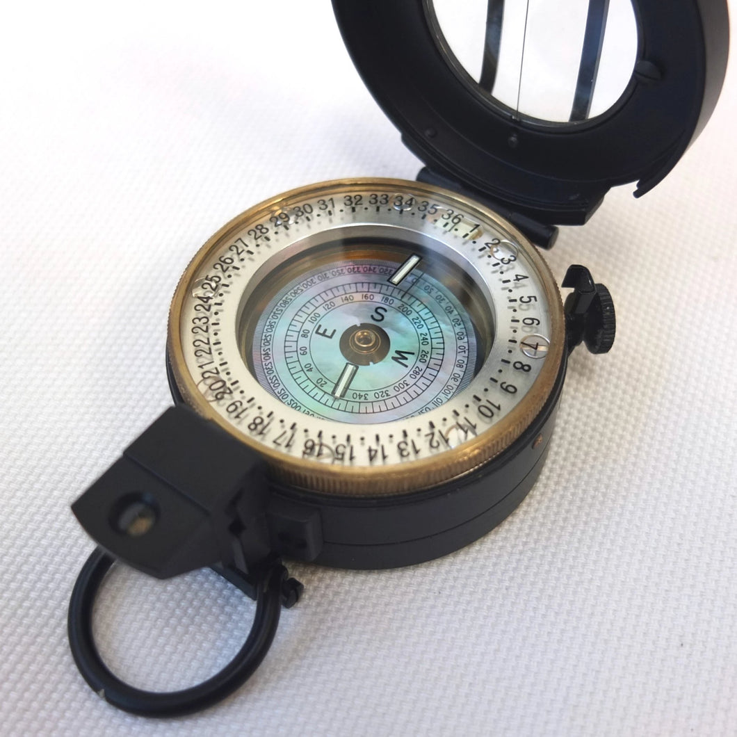 Francis Barker M-72 Compass | Factory Serviced