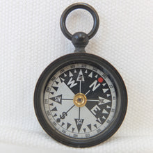 Antique Francis Barker 'RGS' Pattern Pocket Compass