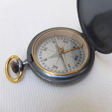 Francis Barker 'Shallow Hunter' Pocket Compass, c.1890