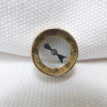 Miniature Transparent Compass c.1900 | Compass Library