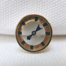 Miniature Transparent Compass