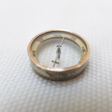 Miniature F. Barker Pebble Lens Compass c.1890