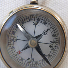 Francis Barker 'Watchform' Pocket Compass