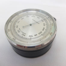 Vintage English Altimeter Barometer