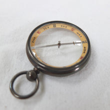 Barker Pebble Lens Pocket Compass c.1890